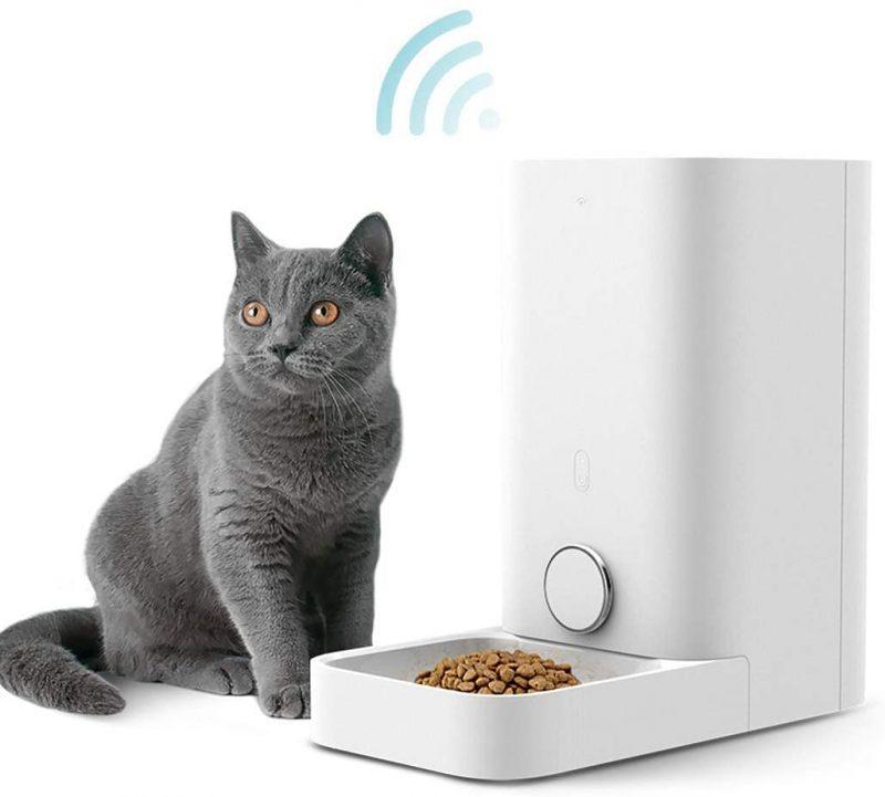 PETKIT: Alimentador inteligente para mascotas