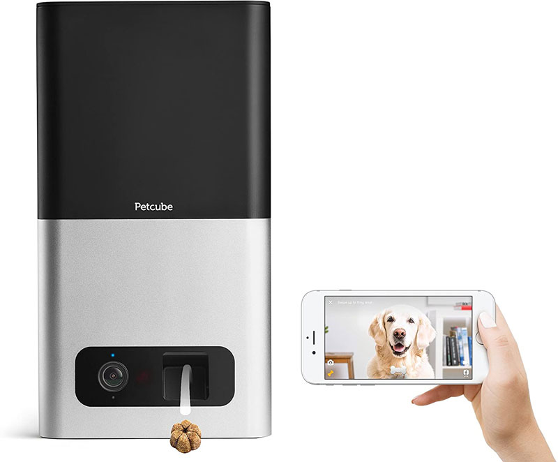 Petcube: Cámara Wi-Fi para Mascotas