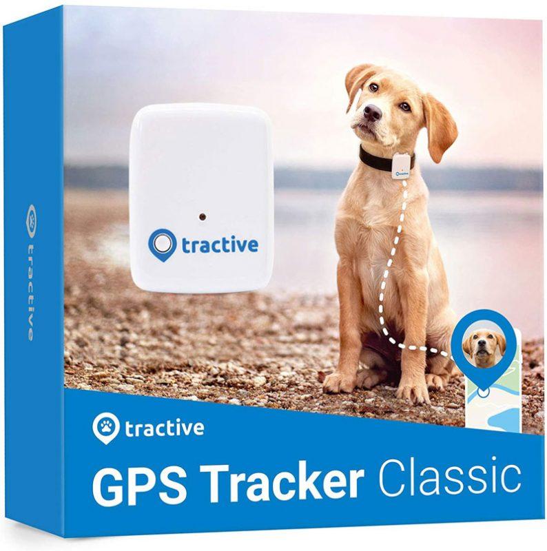 Tractive: Localizador GPS de perros (2018)
