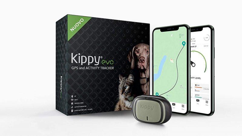 KIPPY EVO: Collar GPS para perro