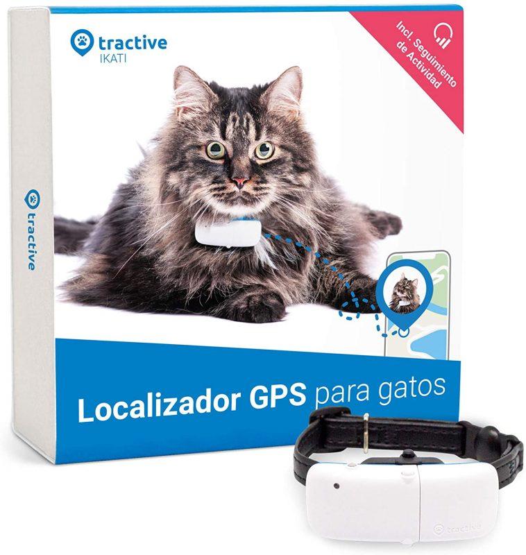 Tractive: GPS para gatos