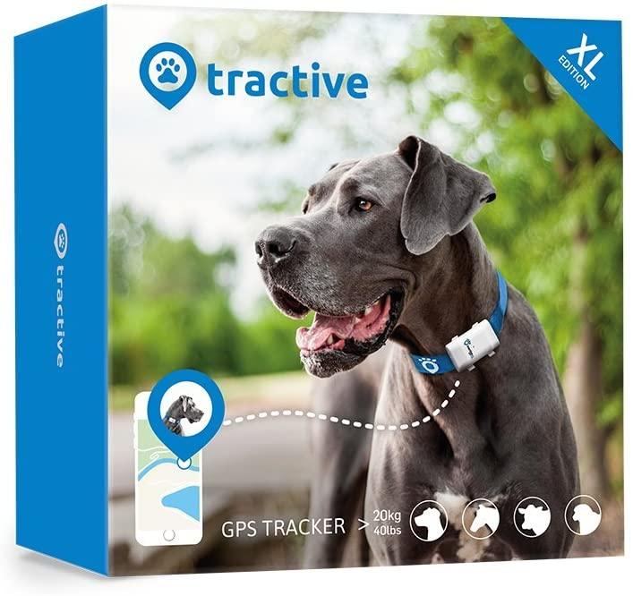 Tractive XL: GPS para perros grandes